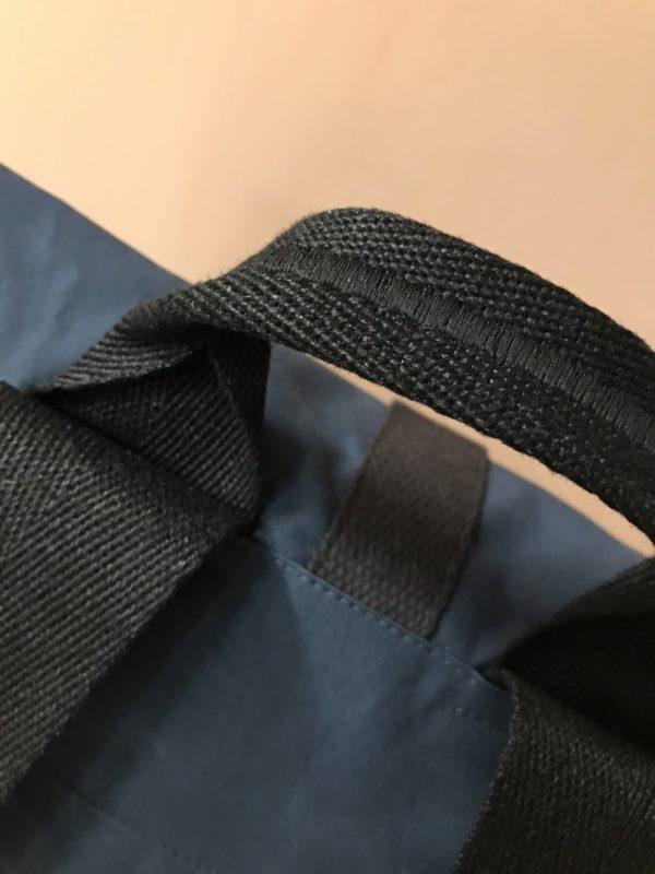 Plastfri kylryggsäck effektivt isolerad med svensk ull